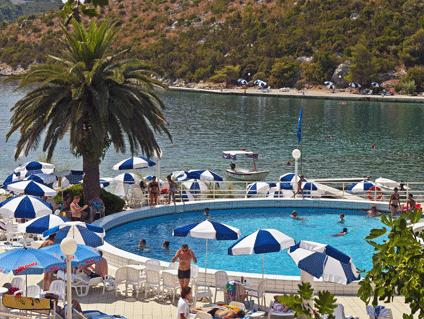 hotel s bazenom dubrovnik